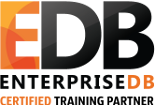 EnterpriseDB Certified Training Partner